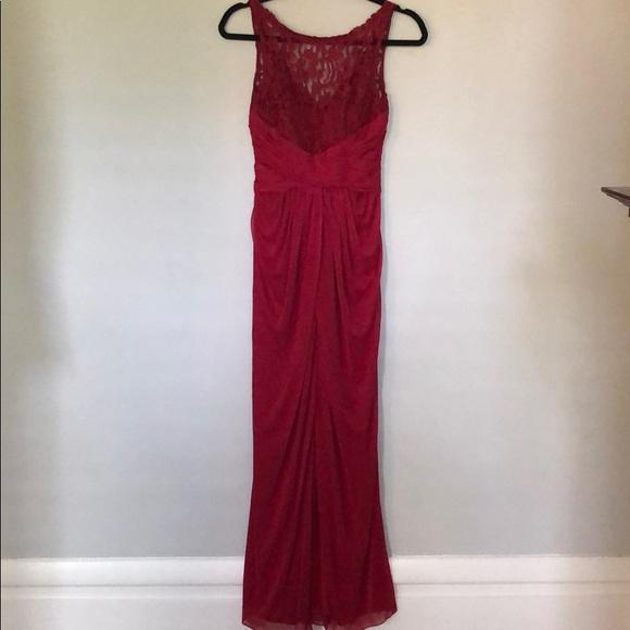David's Bridal Dresses & Skirts - Floor length bridesmaid/ prom dress.